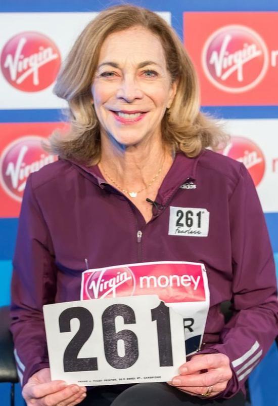 50年前她曾改变马拉松历史 如今71岁还在奔跑