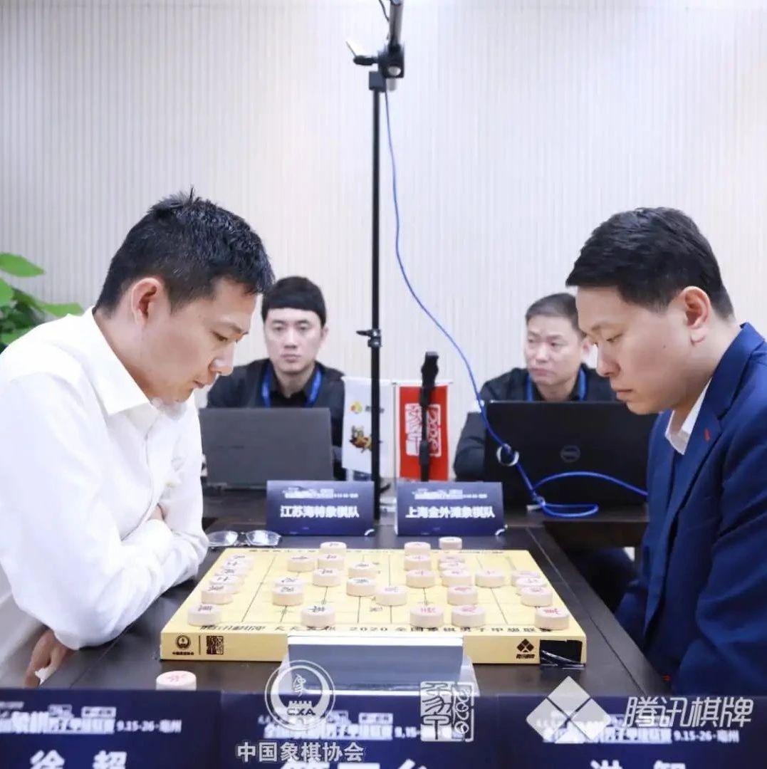 象甲第六轮浙江民泰继续领跑 王天一跃升个人榜首