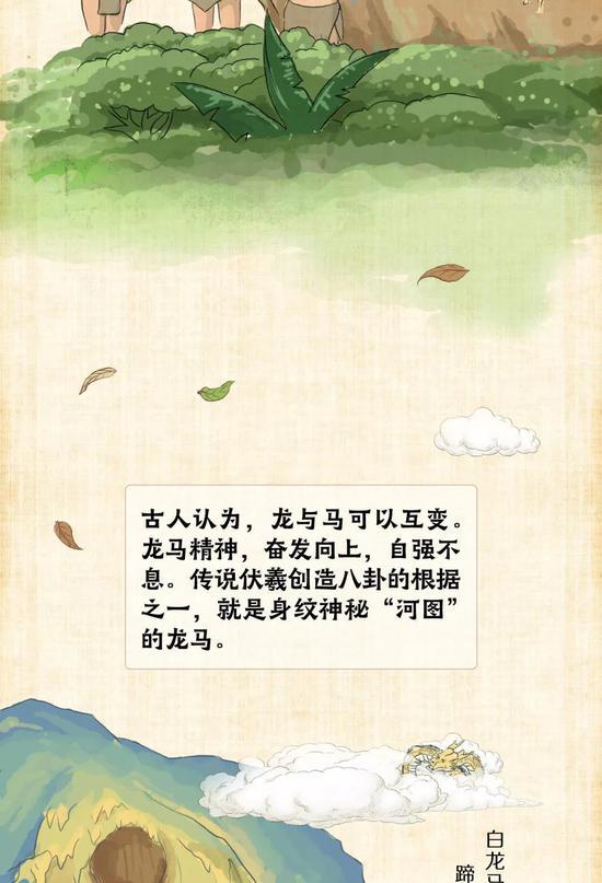 蒙古马是神马?一幅长图告诉你答案