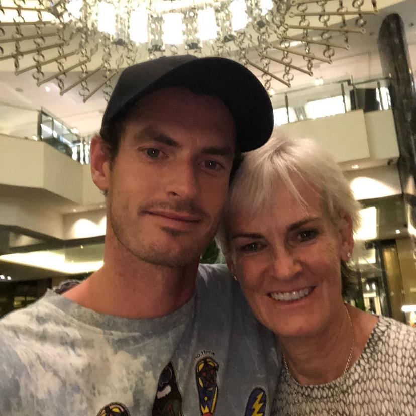 穆雷和妈妈