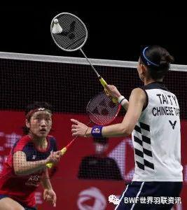 总决赛马林戴资颖连续三周争冠 奥运冠军自信满满