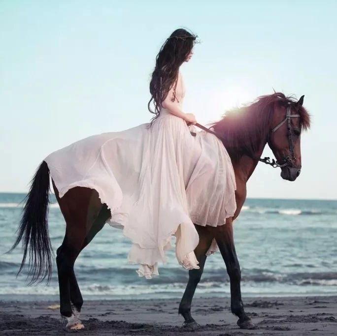 没有什么抑郁是骑马不能解决的