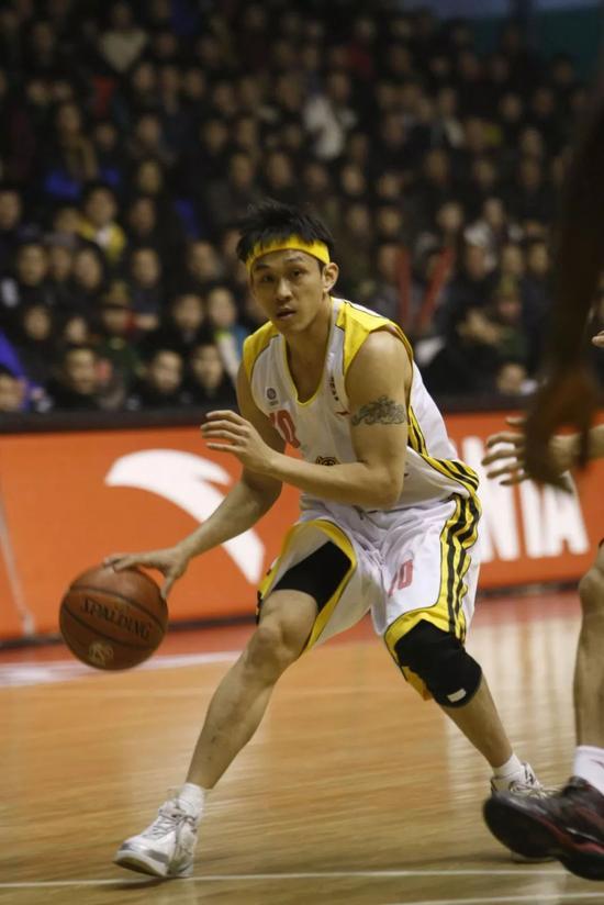 网评CBA十大台湾球员代表 林志杰能排第几?