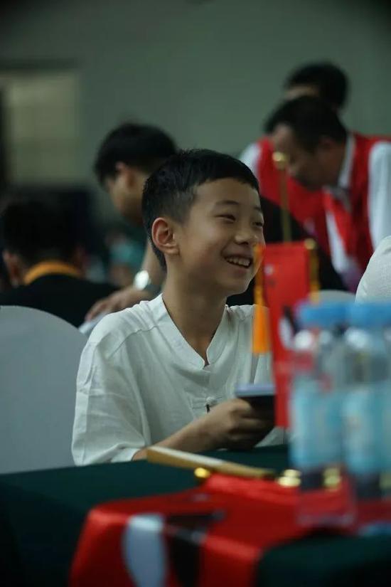 少年智则中国智 厉害了城围联的少年棋手们!