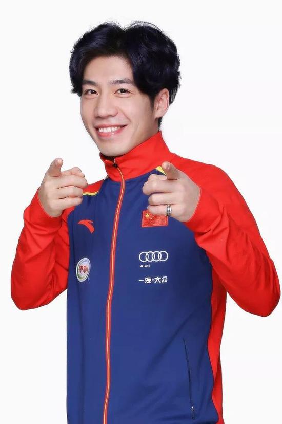 短道速滑世界冠军——石竟男
