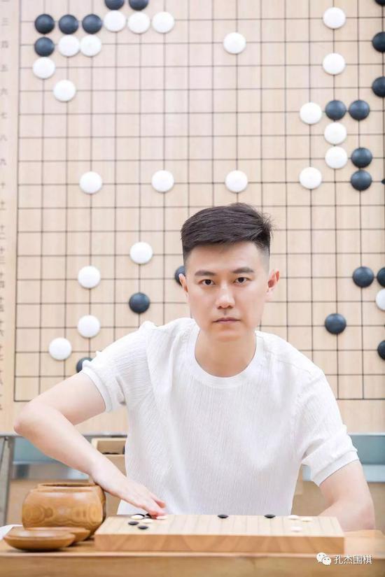 孔杰围棋正式开班 周鹤洋刘小光等名师任教