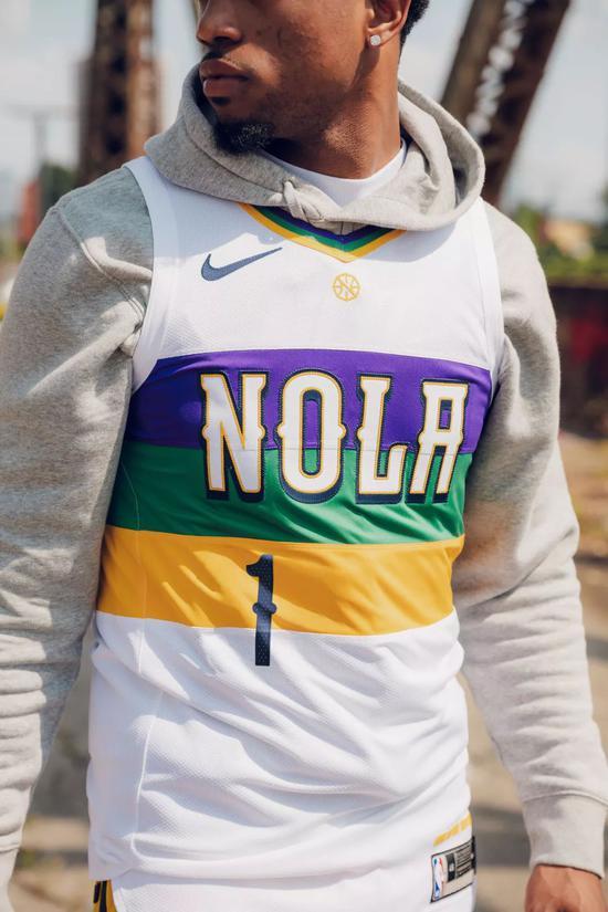 nba 城市 版 球衣 2019