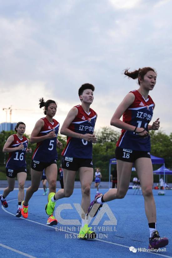 全锦赛体能测试将决定最终名次 女排国手轻松过关