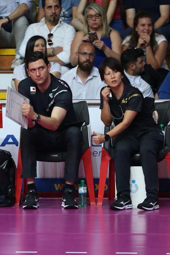 郎平昔日爱徒任日本女排教练 曾随恒大夺联赛冠军