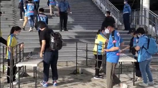 《【煜星在线平台】日本疫情反弹但体育比赛已开放 他们是怎么做的?》