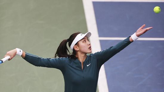 澳网资格赛王欣瑜无缘第二轮 尤晓迪亦止步首轮