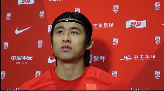 【博狗体育】张玉宁:非常有信心拿下越南队 到展现实力的时候了