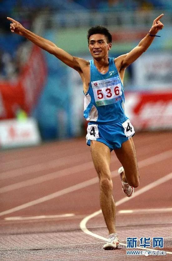 当年那些中国马拉松顶尖高手 现在都干嘛去了?