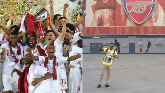 一名英国籍苏丹球迷因身穿卡塔尔球衣观看决赛而遭阿联酋警方逮捕