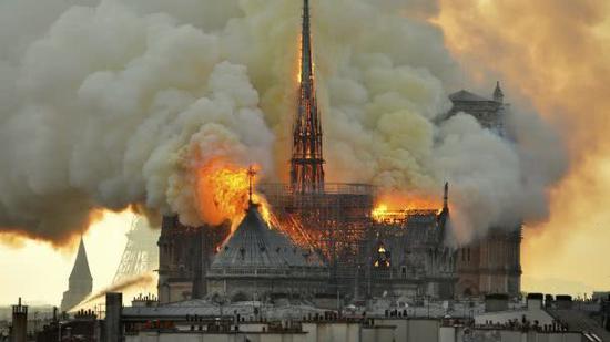國際奧委會撥款50萬歐 幫助法國修復巴黎聖母院