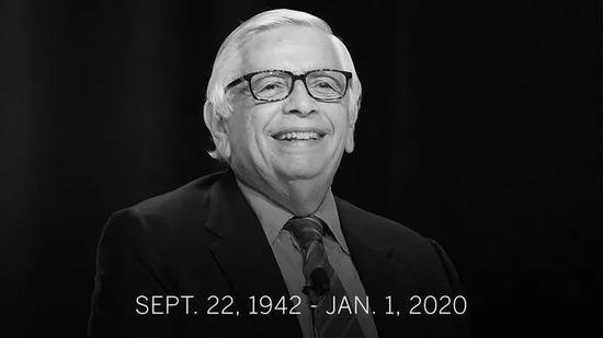 前NBA总裁斯特恩去世,他眼里最好的NBA也没了