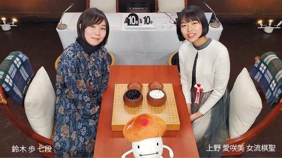 女流棋圣战第2局简析:上野爱咲美胜挑战者铃木步