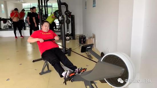 《【煜星平台官网】中国田径队投掷项目 夯实体能潜心备战东京奥运》