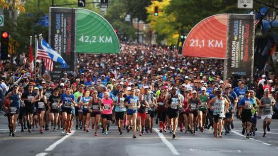加拿大蒙特利尔马拉松赛被取消 原计划9月举行
