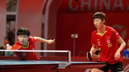 国乒奥运模拟赛男女一团高歌猛进 马龙渐入佳境