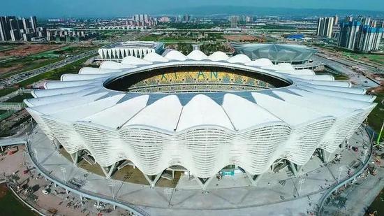 """第十四届全运会""""定档"""" 2021年9月15日西安开幕"""