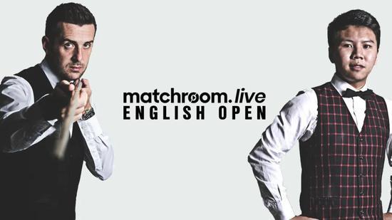 英格兰赛特鲁姆普5-1威尔逊 半决赛迎战希金斯