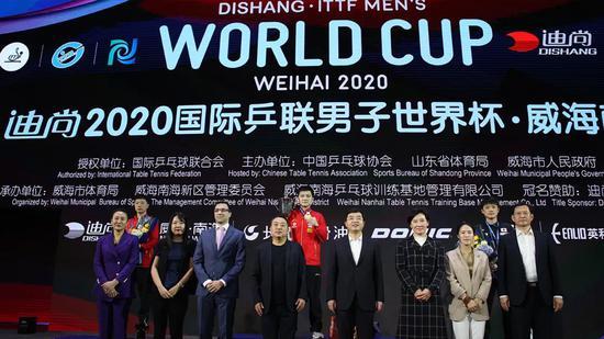樊振东:冠军是肯定 争取把好状态延续到总决赛