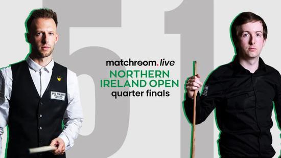 北爱赛特鲁姆普5-1唐纳德森 第3次特奥会又进一步