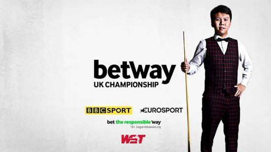 英锦赛周跃龙再战罗伯逊 希望第一次战胜强大对手