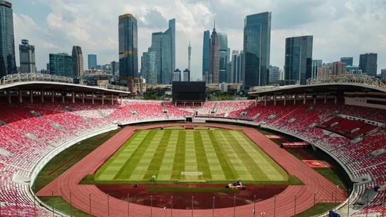 广州想承办中超却没钱 体育局找恒大与富力求助