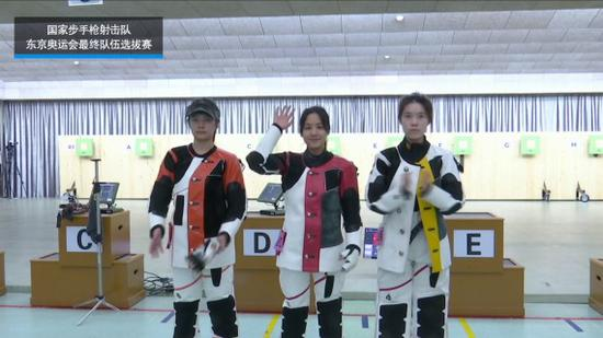国家射击队结束第三场奥运选拔赛 奥运名单将出炉
