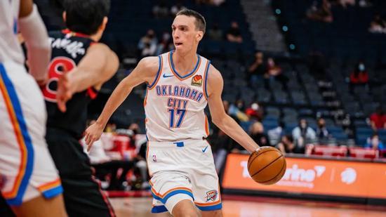 11+21+10!NBA生涯新高 这个日本球员让人害怕