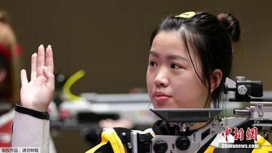 杨倩:我是一个可爱的女孩 想现场听德云社