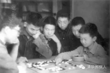 60年代清华围棋小屋