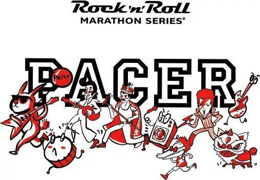 """Pacer版的设计中则是由""""摇滚兔""""引领大家前进"""