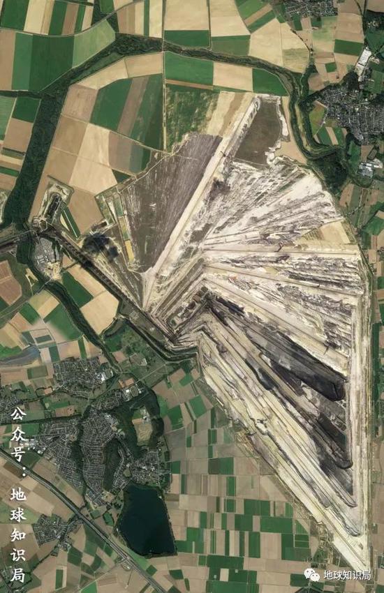 这些鲁尔区大矿,对于德国的崛起真是功莫大焉