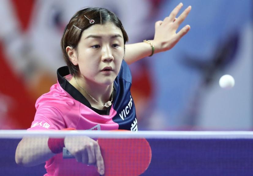 全运资格赛国乒主力亮相双打 特殊打法成必备项