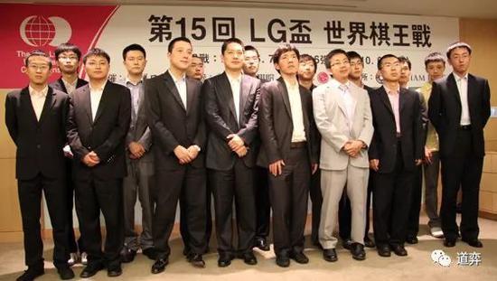 围棋史上的11月8日 中国再次包揽世界大赛四强 第1张