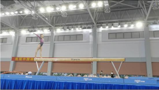 体操女队奥运会第二次选拔赛落幕 稳定性明显提升