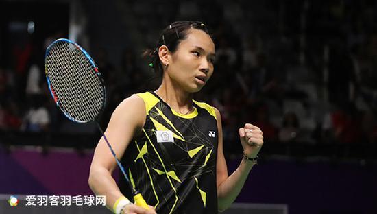 辛杜满意亚运会女单银牌 承认戴资颖在主导比赛