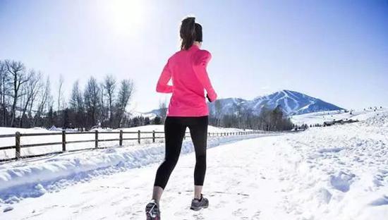 冬季跑步其他着重事项