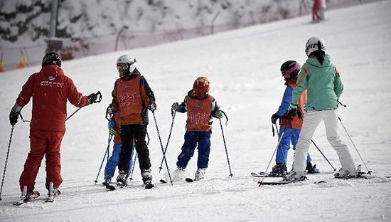 宣告回归户外行动主业之后,探路者憧憬在冰雪走业有所行为。