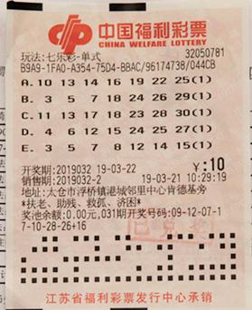 七旬老人中福彩180万 每期投注百元以上-票