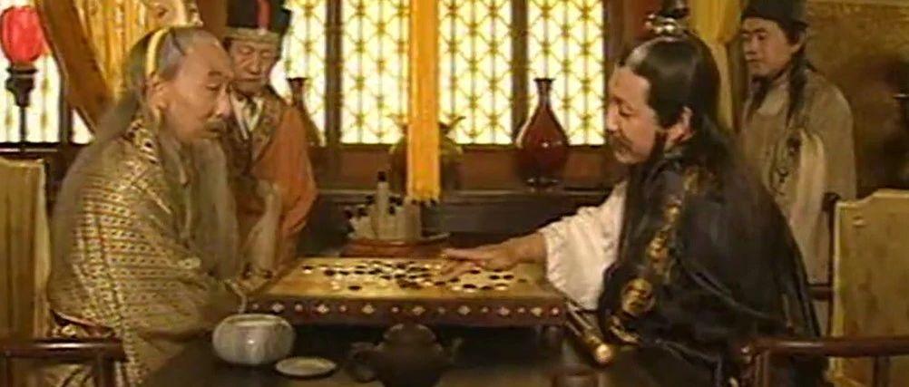中国古装剧里历朝历代怎么下围棋(多图)