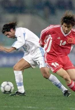 范志毅力扛欧文 那是中国球员留洋的巅峰