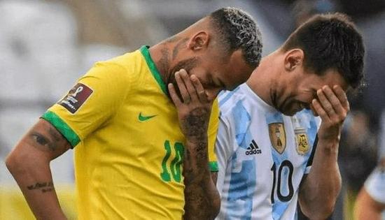 巴西vs阿根廷预选赛延期