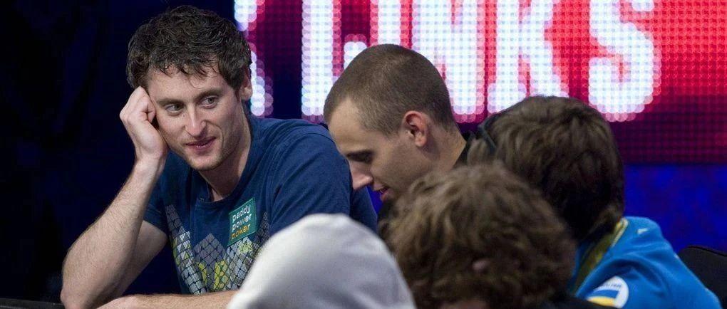子承父业 Eoghan拿下世界扑克系列赛金手链