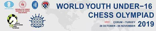 国际棋联U16奥赛