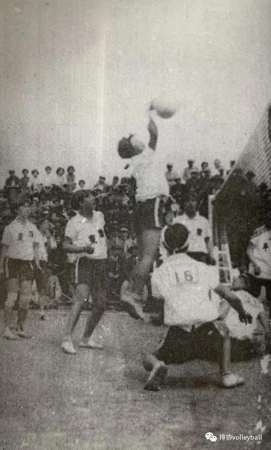 中国排球史连载(3):中国华北地区近代排球运动