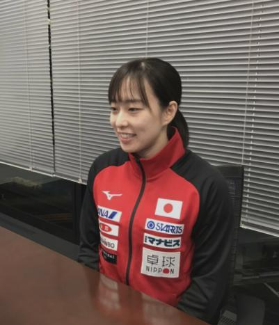 石川佳纯将参加世界杯 为隔离期准备米饭和梅干